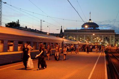 З початку року понад 2 млн пасажирів скористалися послугами Одеської залізниці