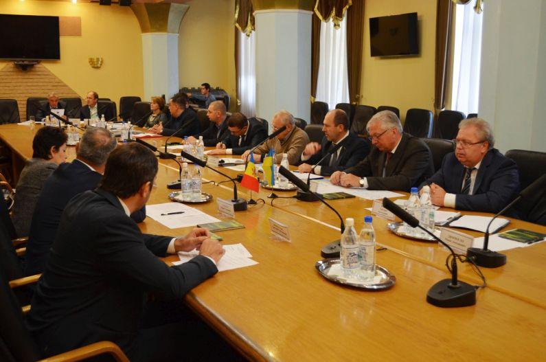 Залізничники України та Молдови обговорили в Одесі перспективи розвитку сполучення дільниці Березине – Басарабяска - 0